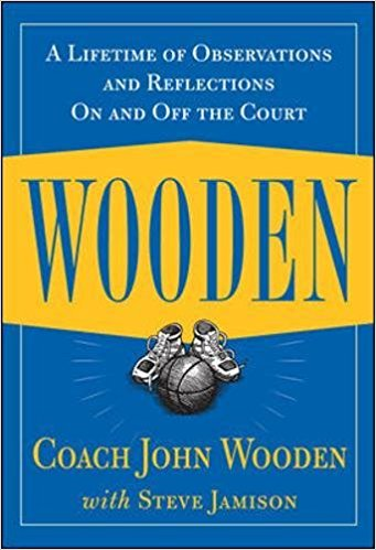 Wooden: A Lifetime of Observations and Reflections Court